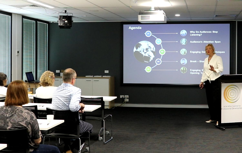 Business Presentation Training