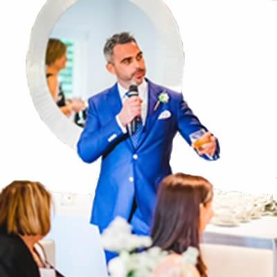 Wedding Speech Assistance